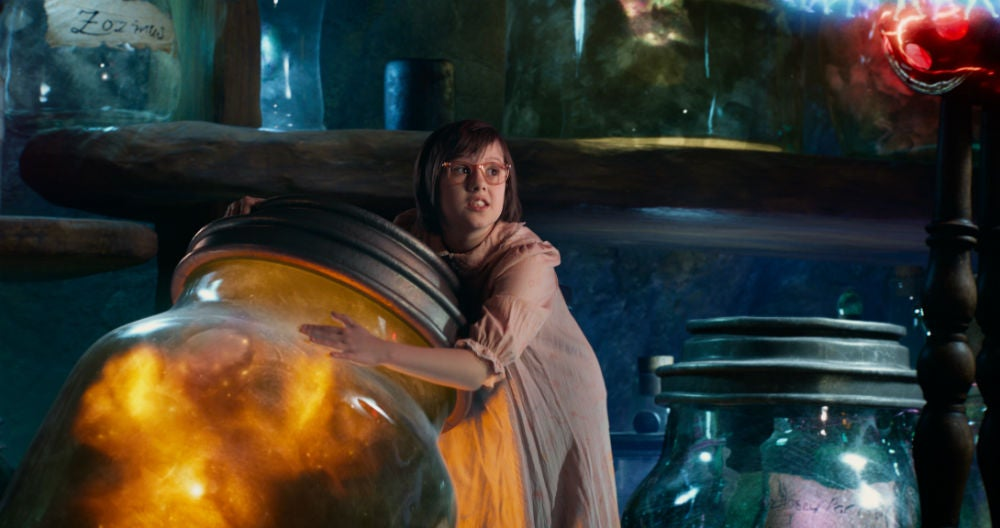 Movie Review: Steven Spielberg's The BFG Is a Magical Movie... Mostly