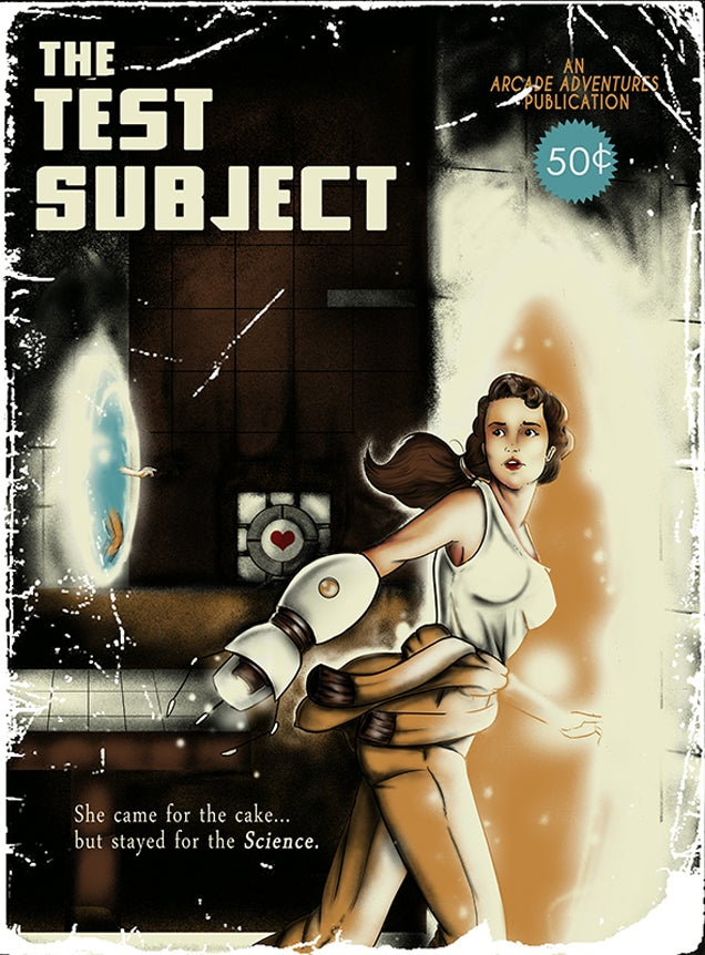 Video Games As Vintage Sci-Fi Books