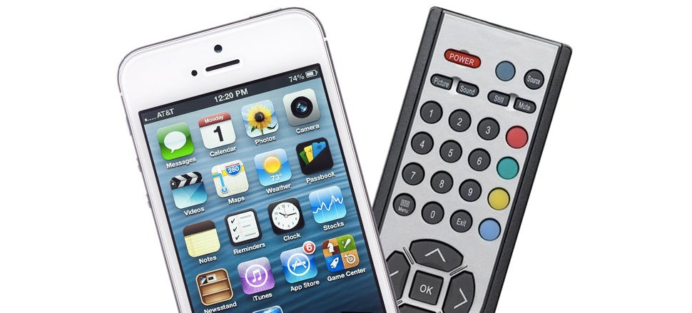 Report: Apple Turning iPhone Into A Remote For Your Entire House