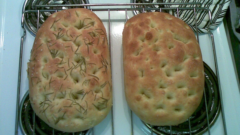 Make Incredible Focaccia At Home With Store Bought Pizza Dough Lifehacker A