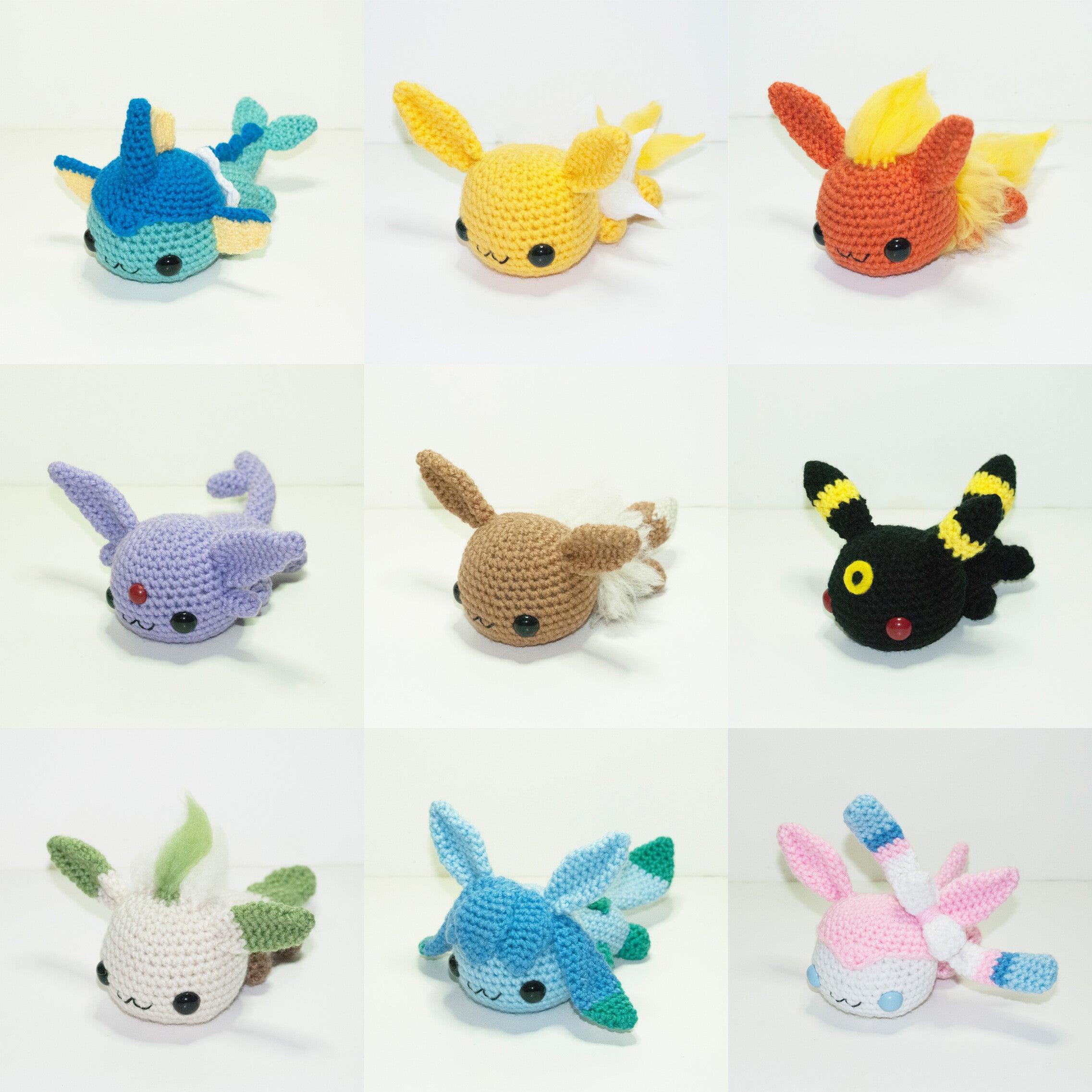 Crochet Patterns Pokemon Characters : Even Crocheted Pokemon Need Rest After Battle Kotaku ...