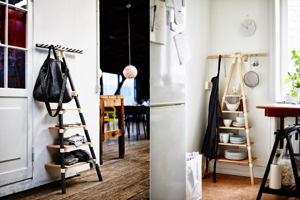 Ikea 39 s new catalogue is hack friendly and quirky lifehacker australia - Etagere murale fixation invisible ikea ...