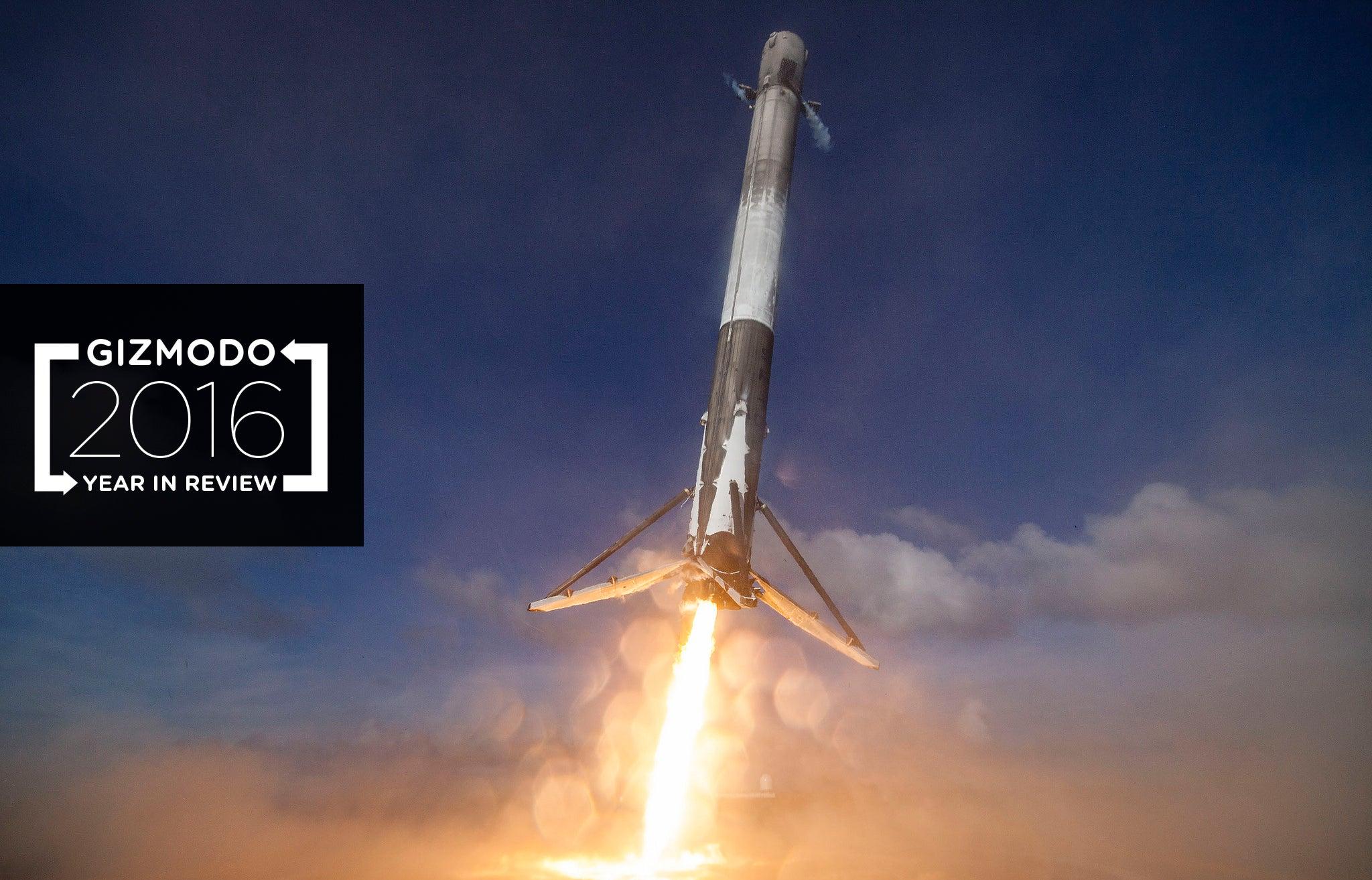 The Biggest Space Race Milestones Of 2016