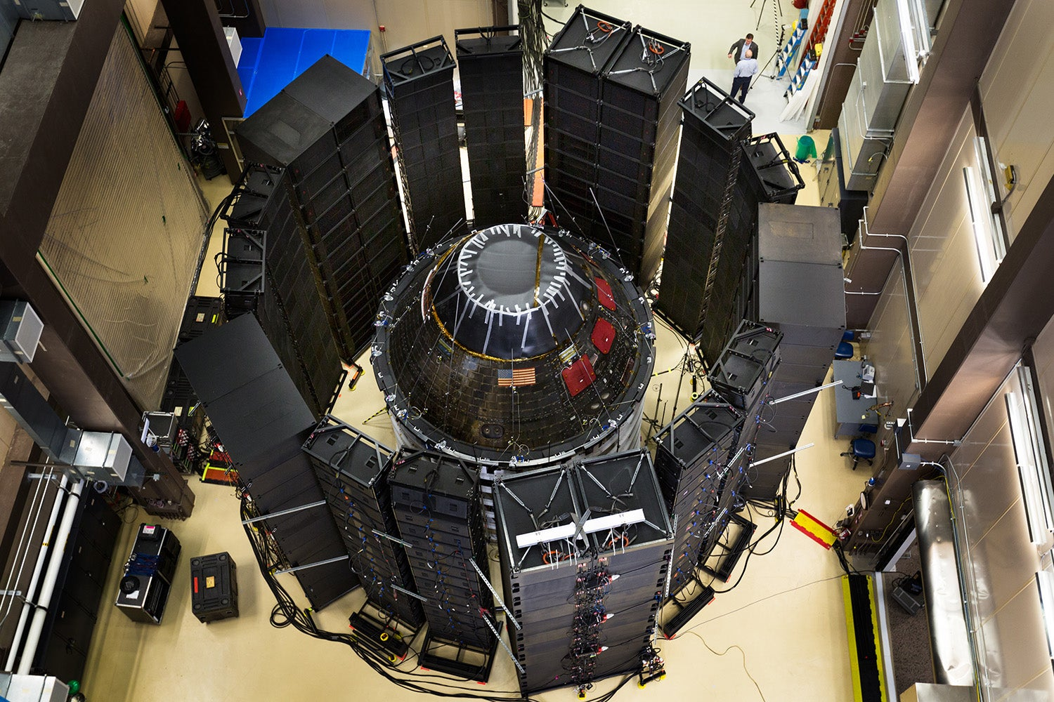 Lockheed Built a Ridiculously Huge Sound System That Will Never Play Music