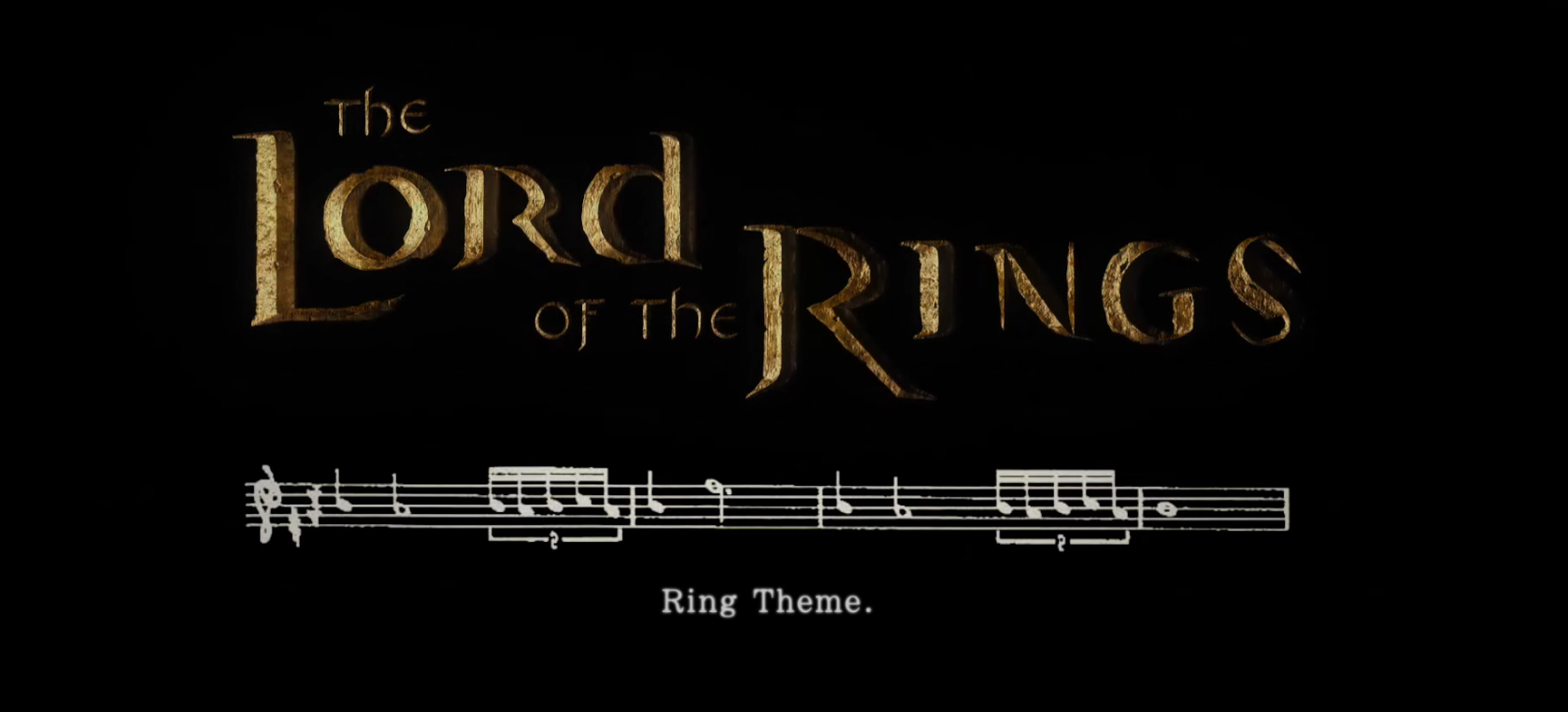 This Video Breaks Down Fellowship of the Ring's Score, Reminds Us The Film Is Genius