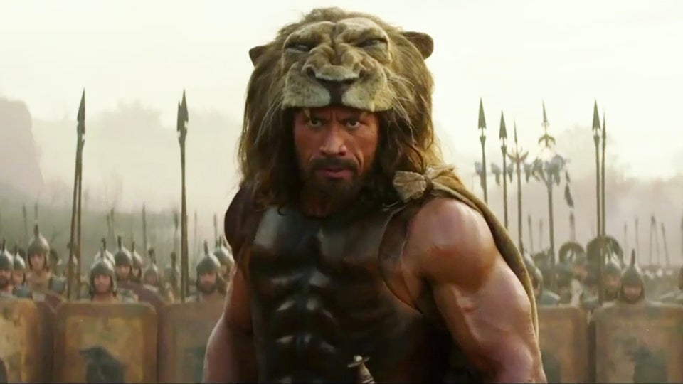 Hercules Was A Dwayne 'The Rock' Johnson-Sized ...