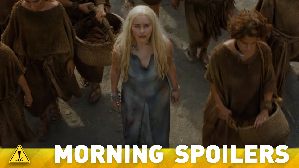 Even More Hints About a Major Game of Thrones Reunion