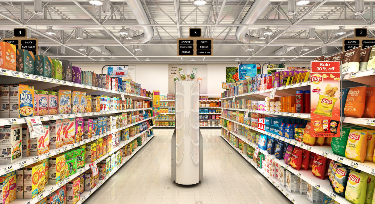 This Segway-Based Robot Inventories An Entire Store In Less Than An Hour