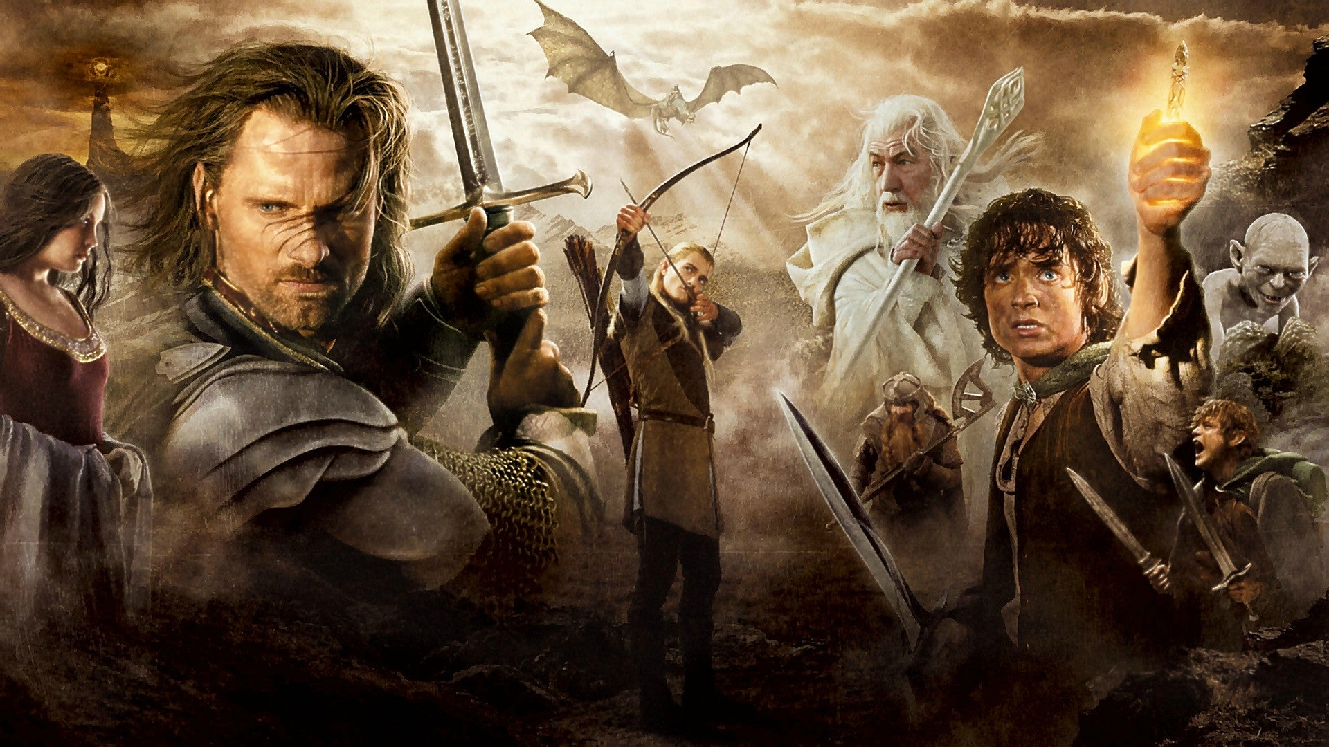 One Of 2015's Most Popular Mods Is From A 2006 Lord of the Rings Game