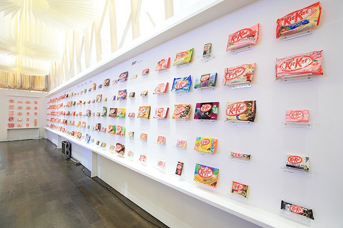 Japan has a kit kat museum kotaku australia