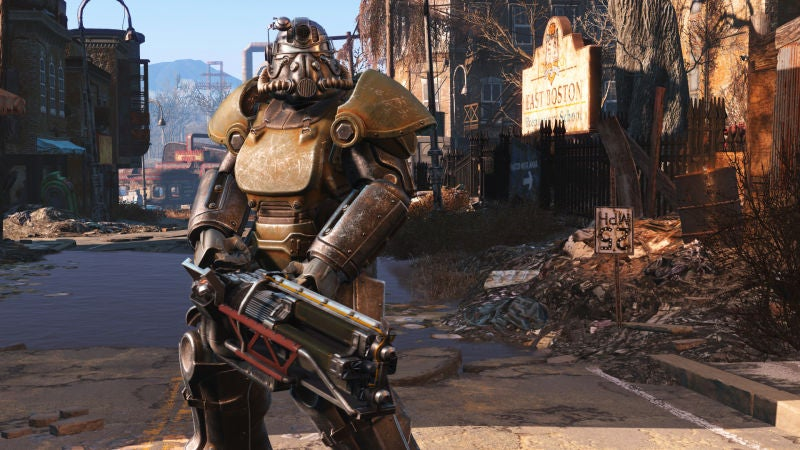 Fallout 4 Looks Better On Consoles Now
