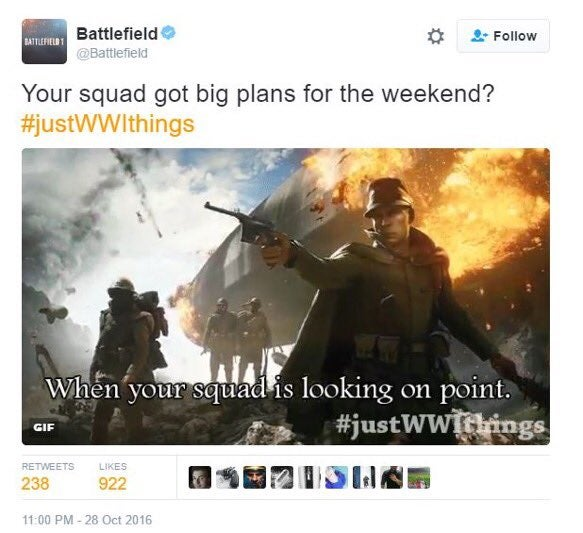 EA Issues Apology Following Distasteful Battlefield 1 Marketing Campaign