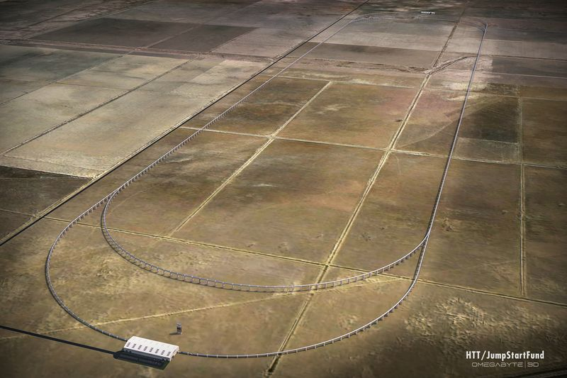 The Biggest Hurdles for Hyperloop Are Still Land Rights and Bureaucracy, Not Tech