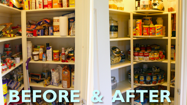 Organise And Maximise Your Pantry Space With Lazy Susans