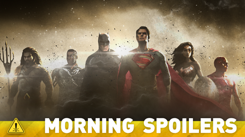 Two Members of DC's Cinematic Justice League Won't Get Origin Stories