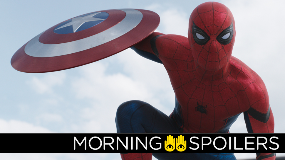 Spider-Man's Role In Civil WarIs Way Bigger Than We Expected