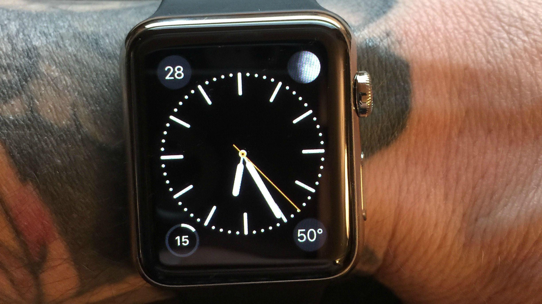 Tattoos Rumoured To Break The Apple Watch's Wrist Detection