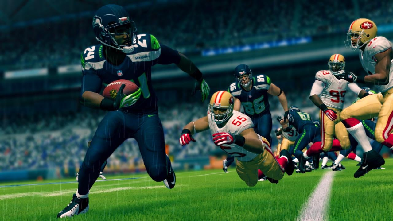 video game paling laris - madden NFL