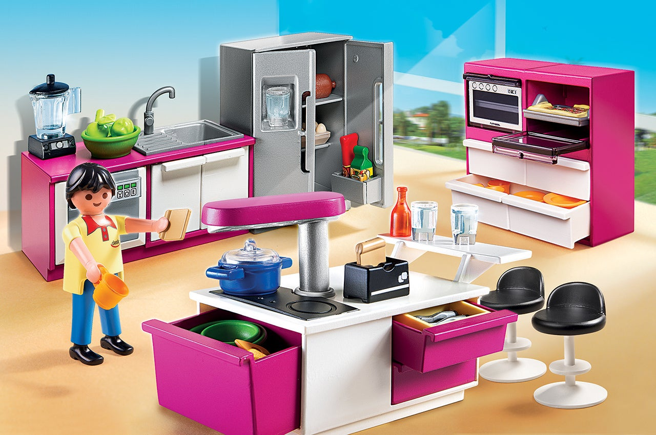It's ok to be jealous of playmobil's new ultra modern luxury ...