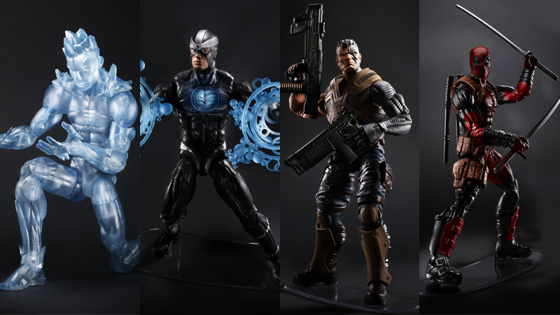 Hasbro's Civil War Figures Give Us a Glorious Black Panther