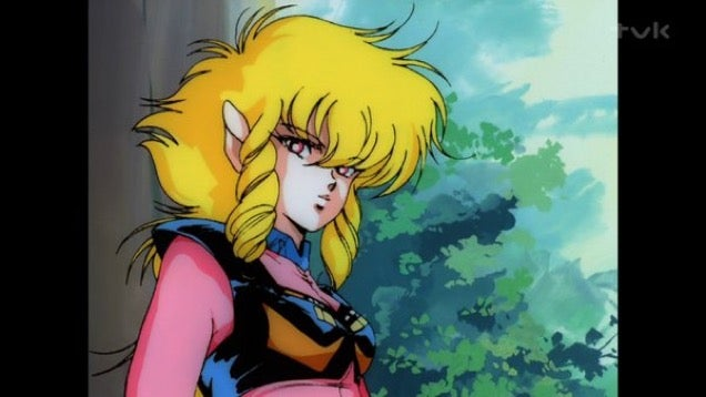 1980s Anime Shown on Japanese TV, Edited Like All Hell