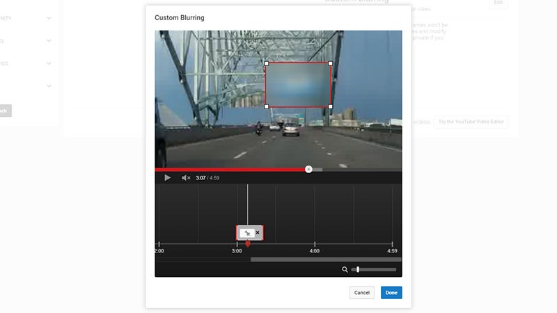 YouTube Quietly Releases Secret Blurring Tool for Videos