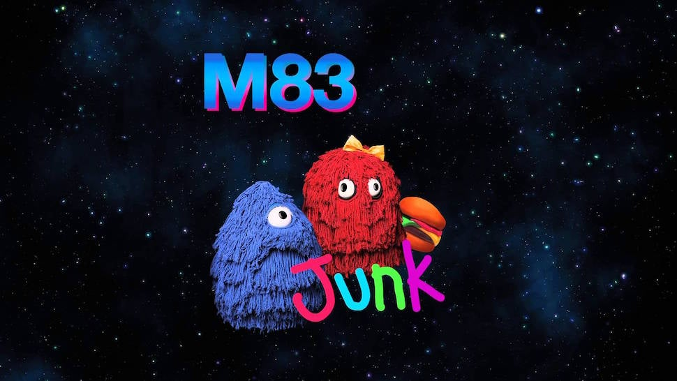 M83 Just Put Its Entire New Album On YouTube, Which Is Pretty Damn Cool