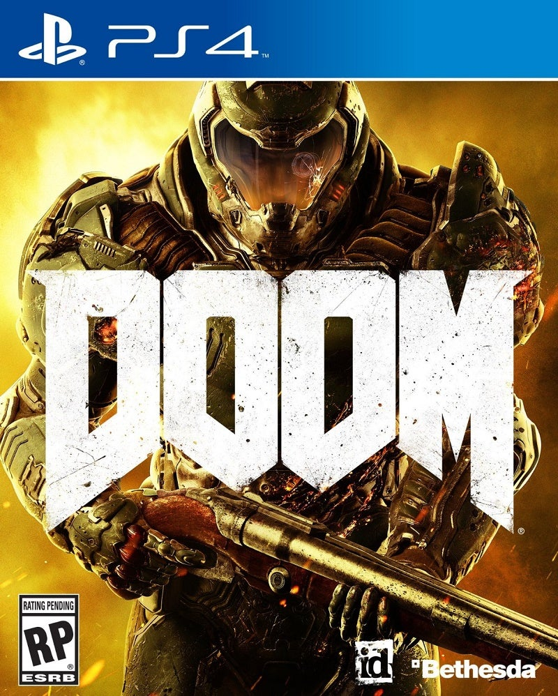 Doom's Cover Fits Perfectly With Every Game