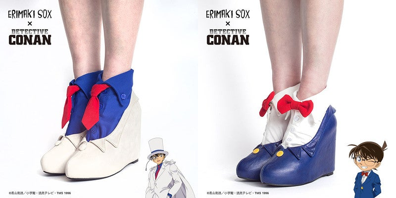 Anime Footwear Will Never Be the Same