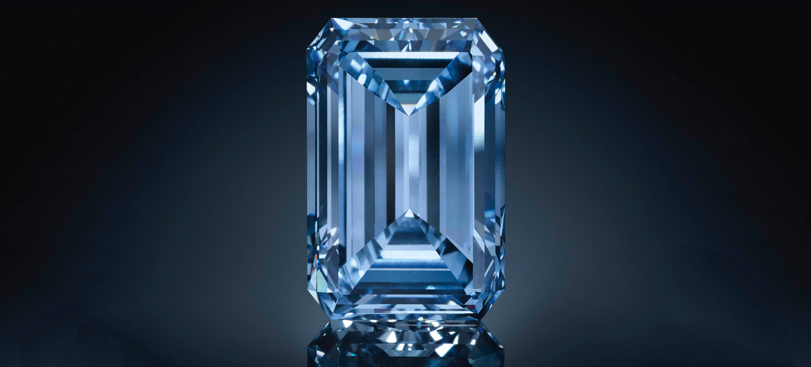 The World's Largest Blue Diamond Is Up For Sale (If You Have $59 Million)