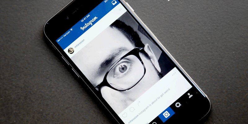 Instagram Is Finally Adding Two-Factor Authentication