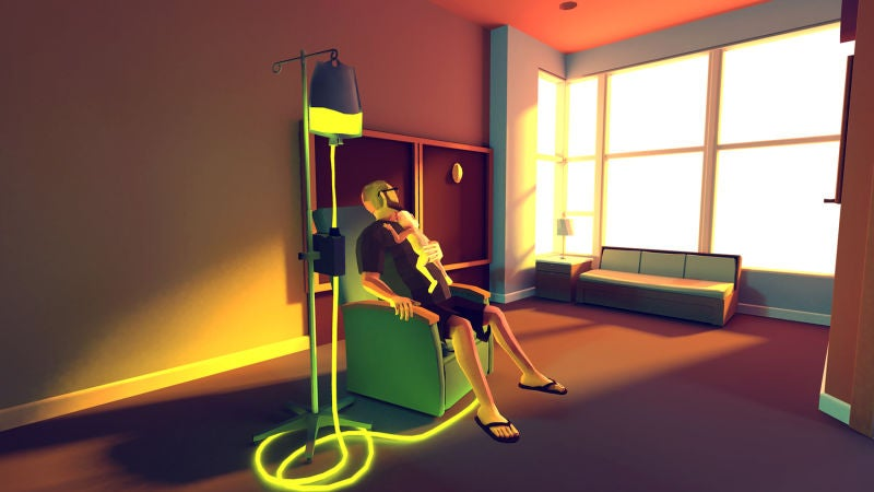 'The Last Game I Make Before I Die': Fighting Cancer By Making A Video Game