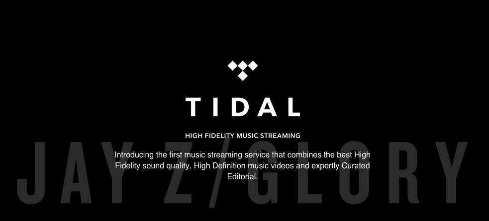 Jay Z Dumps Tidal's CEO, Now Has 98 Problems