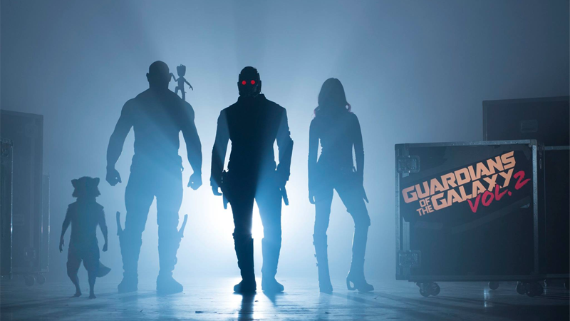 James Gunn Is Sick Of You Asking Where The 'Goddamn'Guardians 2 Trailer Is