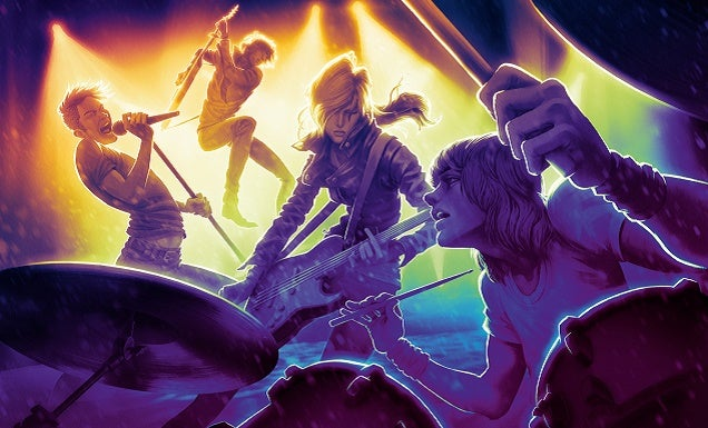 Rock Band 4 Announced For PS4, Xbox One