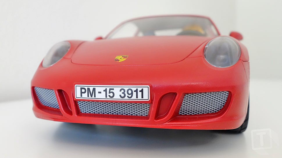 Someone Forgot to Tell Playmobil That a Toy Porsche Shouldn't Look This Wonderful