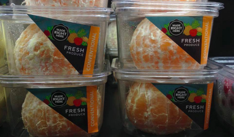Whole Foods Apologizes for Making Oranges More Convenient
