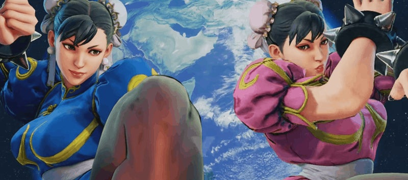 Street Fighter V's Ridiculous Breast Physics Are Still In The Game