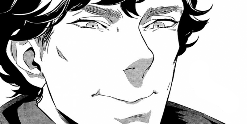 The Sherlock Manga Is Officially Heading to the West