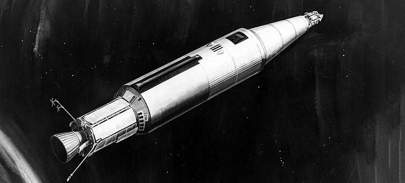 For 50 Years Now, The US Has Had A Nuclear Reactor Orbiting In Space