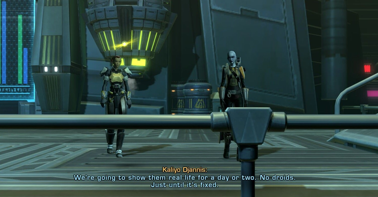 Star Wars: The Old Republic's Attempt At Episodic Storytelling Is Off To A Rough Start