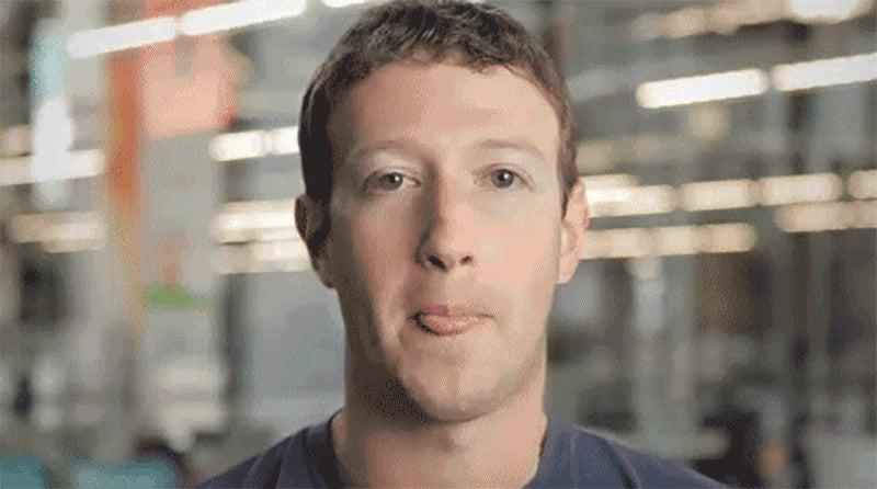 Mark Zuckerberg Wants You to Run 587km This Year