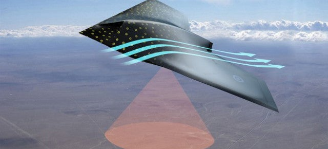 BAE Wants To Make Aeroplanes With Skin That Feels Its Surroundings