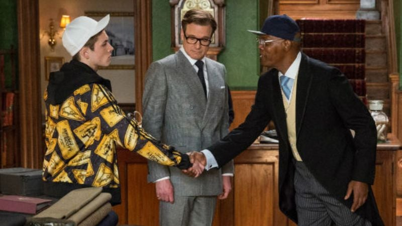 The Kingsman Sequel Is Bringing Back One Of Its Dispatched Stars