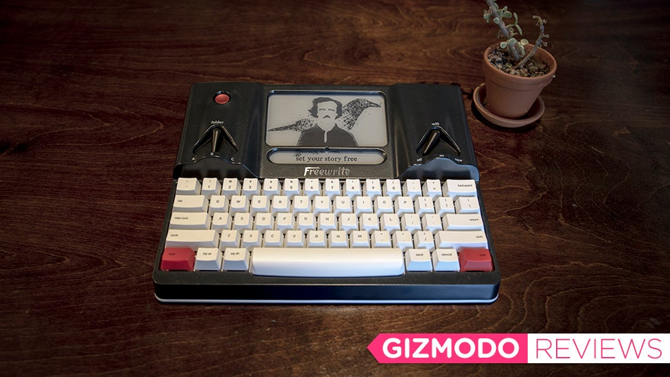 Freewrite Electronic Typewriter Review: I Fell In Love With The Worst Computer Money Can Buy