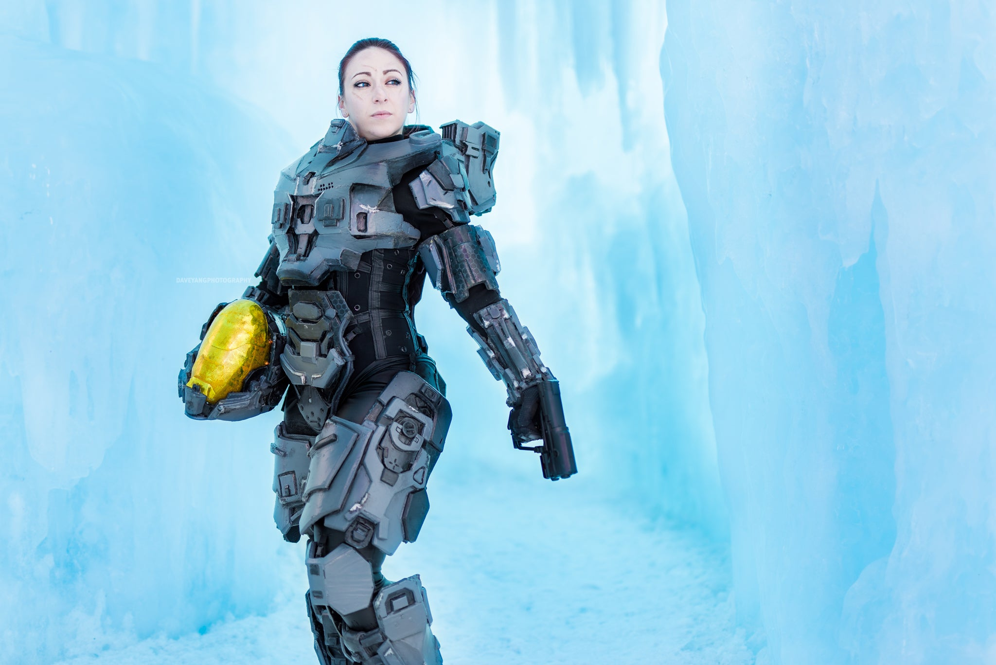 Cosplay Ventures Into The Frozen Wilds
