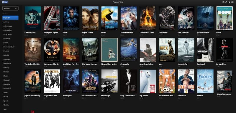 Popcorn Time 'Officially' Announces Its Return