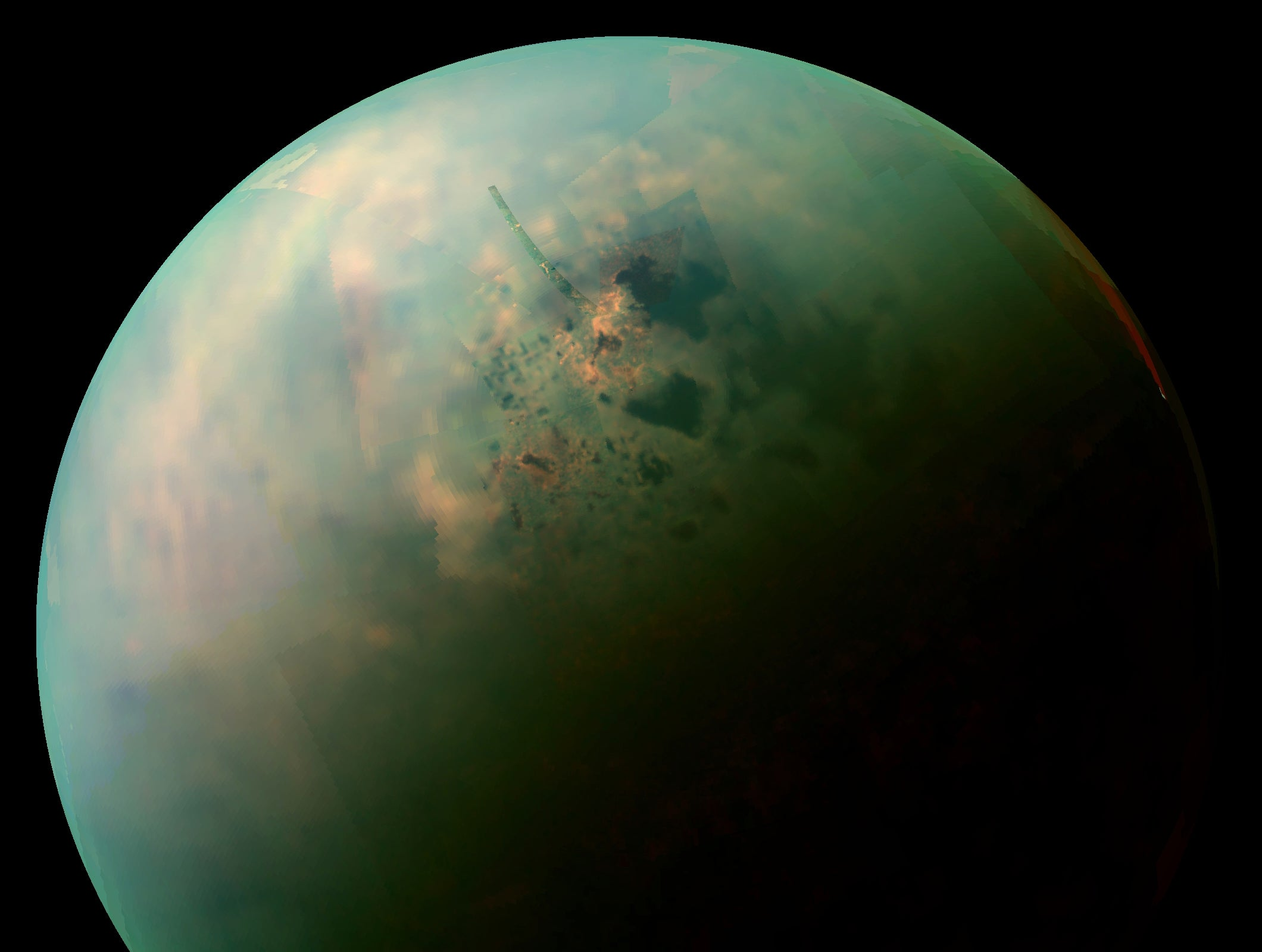 It's Time to Go Alien Hunting on Titan