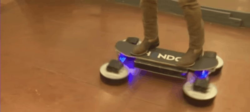The New and Improved Hendo Hoverboard Looks Fun as Hell