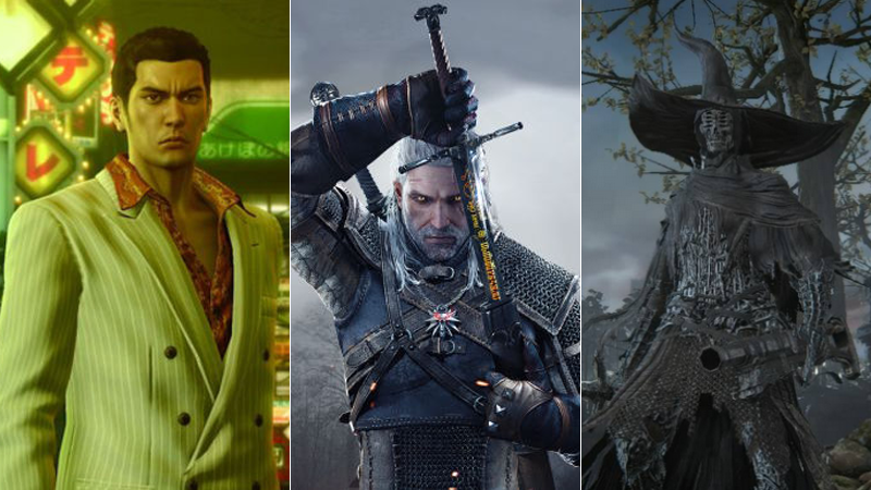 The Biggest Selling PS4 Games in Japan